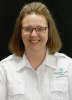 CCH Emergency Medical Services Paramedic Shawna Cochran, EMT-P, received the Rising Star Award